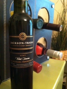 Jackson-Triggs Ice Wine Bottle