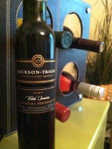 Jackson-Triggs Ice Wine Bottle